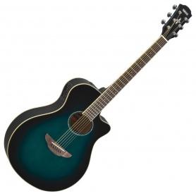 YAMAHA APX 600 OBB Oriental Blue Burst gitara elektroakustyczna