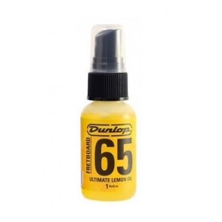 DUNLOP 6551J FRETBOARD 65 - olejek cytrynowy do podstrunnicy spray