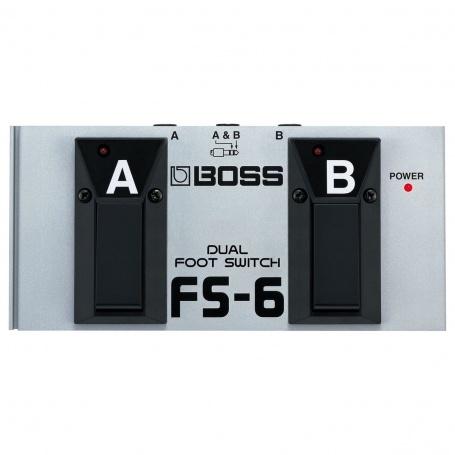 BOSS FS-6 przełącznik nożny podwójny