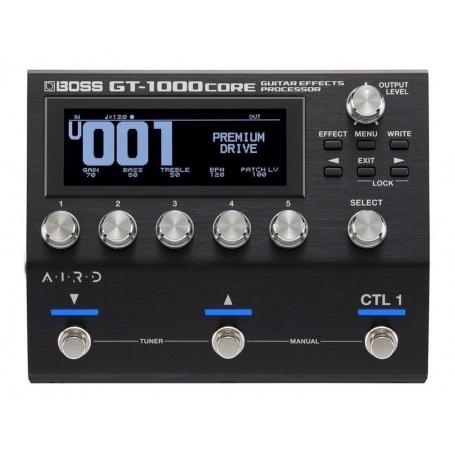 BOSS GT-1000CORE - procesor gitarowy multiefekt
