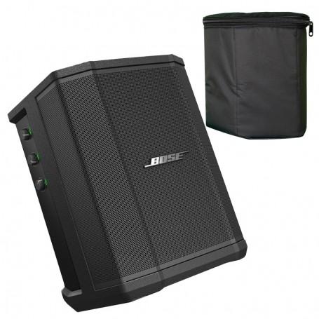 BOSE S1 Pro - zestaw system nagłośnieniowy pokrowiec