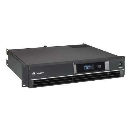 DYNACORD L3600FD - 3600W DSP, FIR drive, EQ