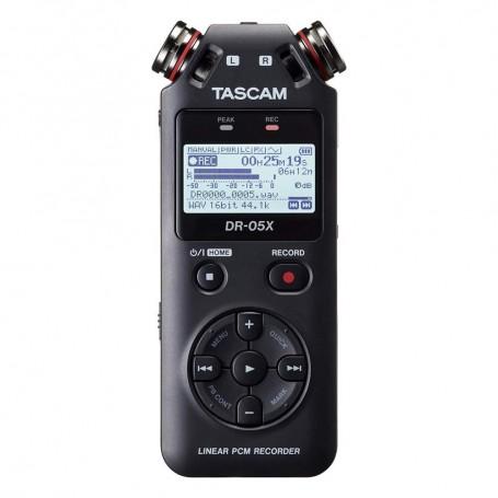 TASCAM DR-05X rejestrator cyfrowy audio