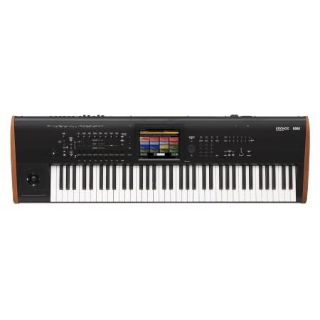 KORG KRONOS 2 73 syntezator, workstation ważona klawiatura