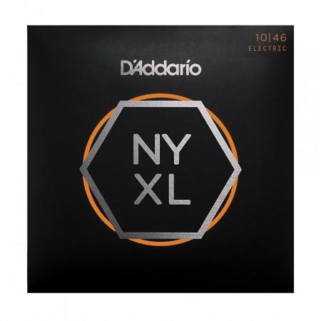 D'ADDARIO NYXL 10/46 ELECTRIC - struny do gitary elektrycznej