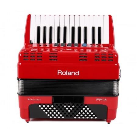 ROLAND FR-1X RD Akordeon Cyfrowy + pasy