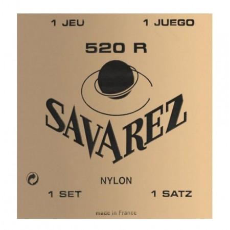 SAVAREZ SA 520 R - struny do gitary klasycznej