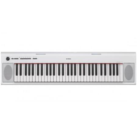 YAMAHA NP12 biały Piaggero - Pianino Cyfrowe
