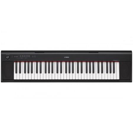 YAMAHA NP12 czarny Piaggero Pianino Cyfrowe