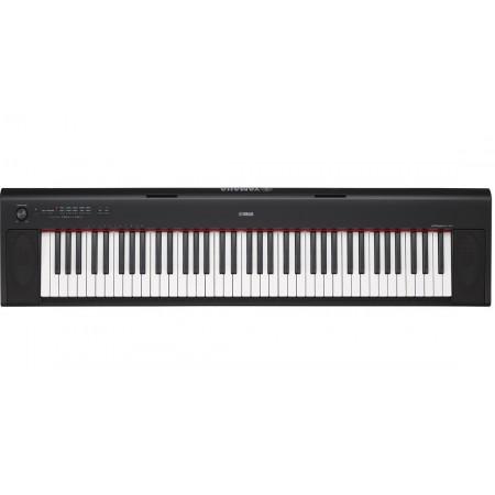 YAMAHA NP32 czarny Piaggero - Pianino Cyfrowe