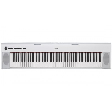 YAMAHA NP32 biały Piaggero - Pianino cyfrowe