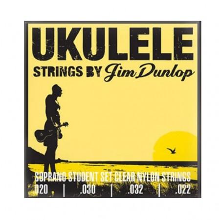 JIM DUNLOP UKULELE 20/22 - struny do ukulele