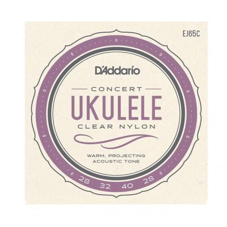 D'ADDARIO UKULELE EJ65C - struny do ukulele