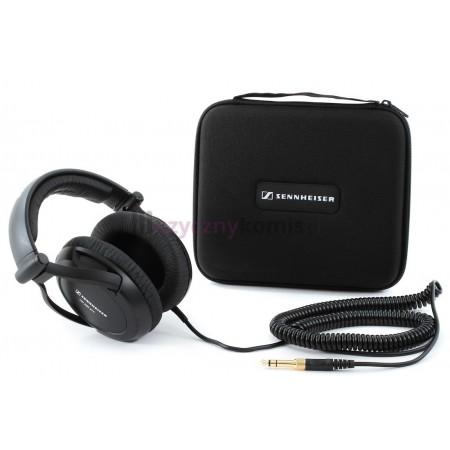 SENNHEISER HD380 PRO Słuchawki Profesjonalne zamknięte