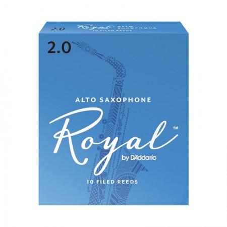 D'ADDARIO Royal Reeds Alto Saxophone - Stroik do saksofonu altowego 2.0