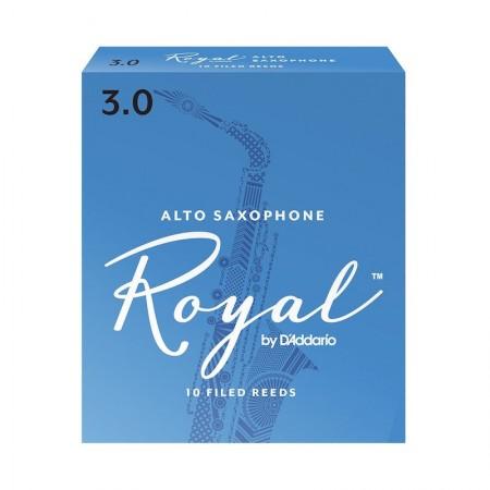 D'ADDARIO Royal Reeds Alto Saxophone - Stroik do saksofonu altowego 3.0