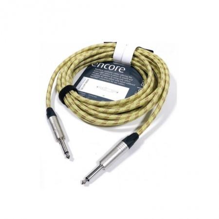 CORDIAL CXI 6 PP TWEED - kabel gitarowy