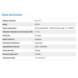 SENNHEISER XSW-D PORTABLE LAVALIER SET cyfrowy bezprzewodowy zestaw z mikrofonem krawatowym do aparatów DSLR