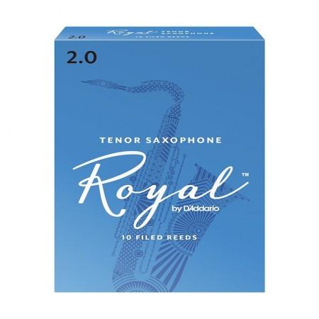 D'ADDARIO Royal Reeds Tenor Saxophone - Stroik do saksofonu tenorowego 2.0