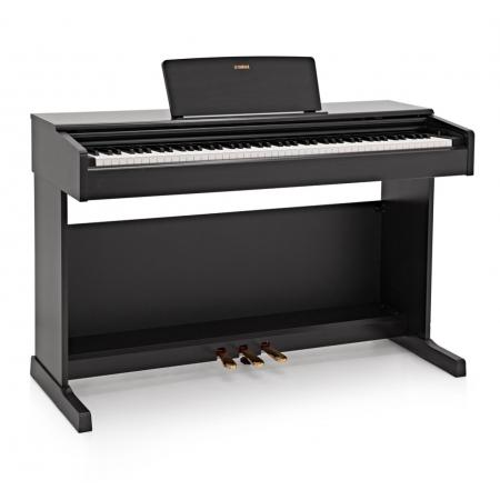 YAMAHA ARIUS YDP-144 BK Black Czarny Pianino Cyfrowe