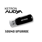 KETRON Pendrive 2010 AUDYA SOUND UPGRADE - pendrive z dodatkowymi stylami AUDYA