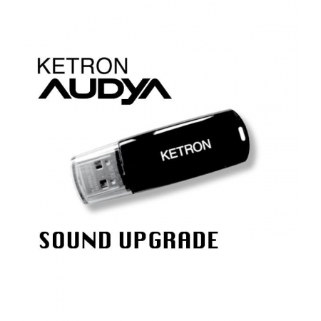 KETRON Pendrive 2016 AUDYA SOUND UPGRADE - pendrive z dodatkowymi stylami AUDYA