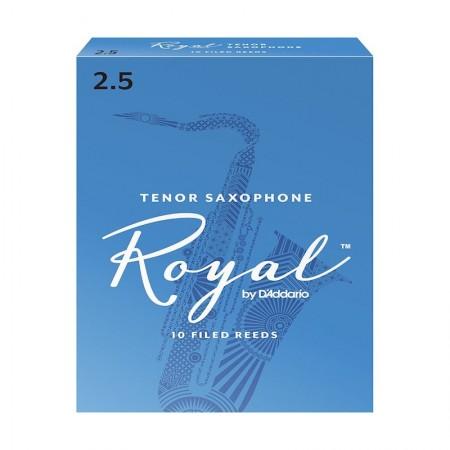 D'ADDARIO Royal Reeds Tenor Saxophone - Stroik do saksofonu tenorowego 2.5