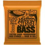 ERNIE BALL 2833 45/105 - struny do gitary basowej