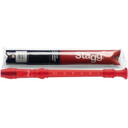 STAGG REC GER TRD - flet prosty strój C-soprano