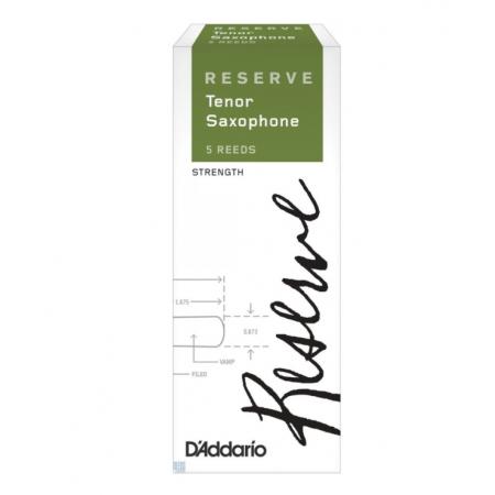 DADDARIO Reserve Tenor Saxophone Reeds 2.5 - Stroik do saksofonu tenorowego 2.5