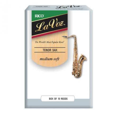 DADDARIO Rico LA VOZ Medium Soft Tenor Sax - Stroik do saksofonu tenorowego średnio-miękki