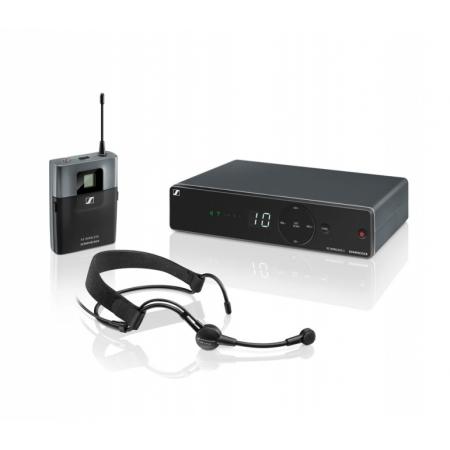 SENNHEISER XSW1-ME3 - zestaw bezprzewodowy nagłowny 614-638 MHz