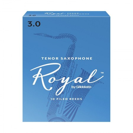 D'ADDARIO Royal Reeds Tenor Saxophone - Stroik do saksofonu tenorowego 3.0