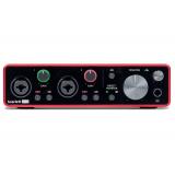 FOCUSRITE Scarlett 2i2 3rd Gen - interfejs audio USB