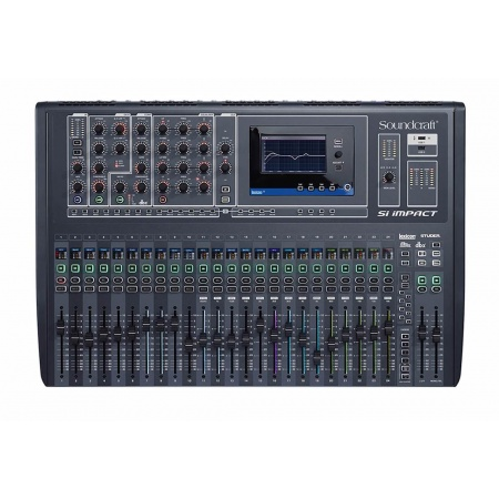SOUNDCRAFT si IMPACT V2 -mikser cyfrowy