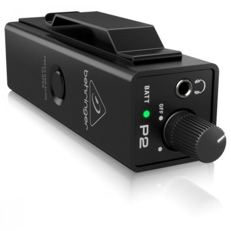 BEHRINGER P2 Powerplay - wzmacniacz słuchawkowy