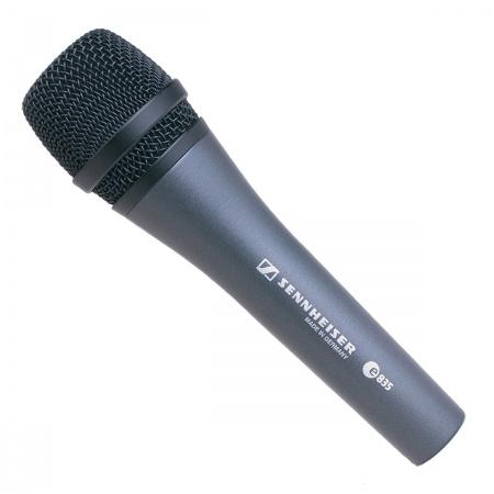 SENNHEISER  e835 - Mikrofon wokalowy dynamiczny