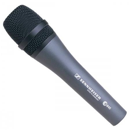 SENNHEISER e845 – Mikrofon dynamiczny superkardioidalny