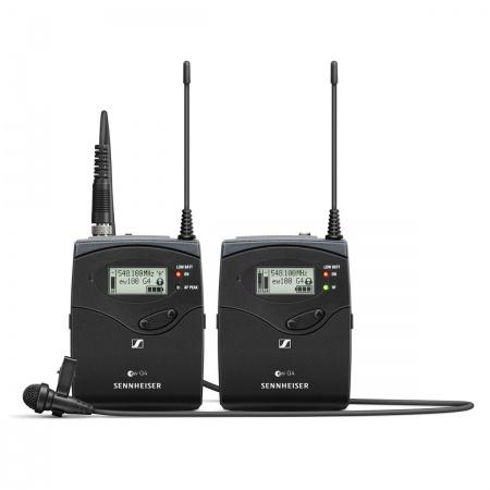 SENNHEISER EW112P G4-G - zestaw bezprzewodowy kamerowy 566-608 MHZ
