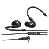 SENNHEISER IE40 PRO BLACK - słuchawki miniaturowe wewntąrzkanałowe
