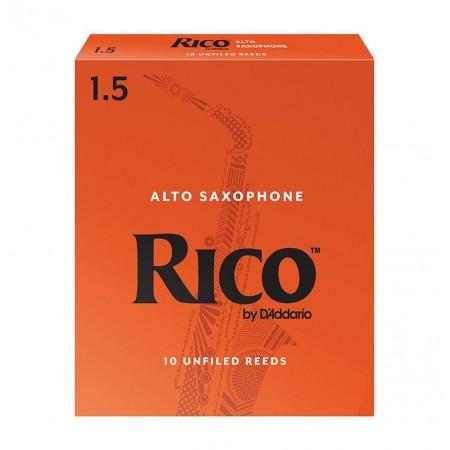 D'ADDARIO Rico Reeds Alto Saxophone - Stroik do saksofonu altowego 1.5