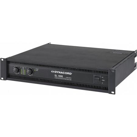 DYNACORD SL1800 2x900 Watt/4 Ohm - wzmacniacz mocy