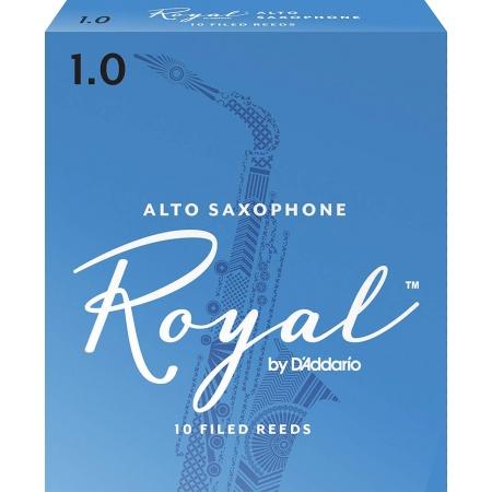 D'ADDARIO Royal Reeds Alto Saxophone - Stroik do saksofonu altowego 1.5