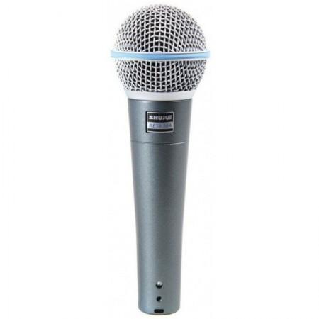 SHURE BETA 58A  Profesjonalny mikrofon dynamiczny