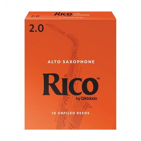 D'ADDARIO Rico Reeds Alto Saxophone - Stroik do saksofonu altowego 2.0