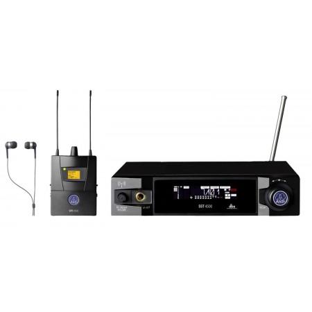 AKG IVM4500 System monitorowy douszny bezprzewodowy