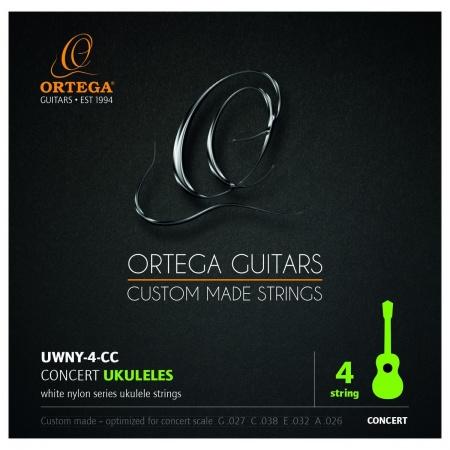 ORTEGA UWNY-4-CC - struny do ukulele koncertowe