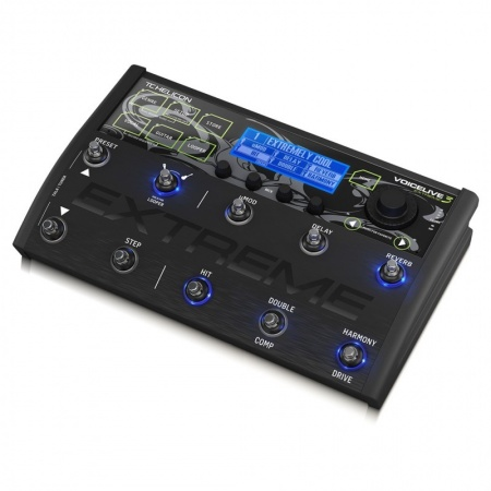 TC HELICON VOICELIVE 3 EXTREME - procesor wokalowy