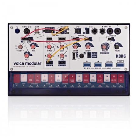 KORG Volca Modular - syntezator analogowy półmodularny