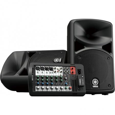 YAMAHA Stagepas 400BT - system nagłośnieniowy